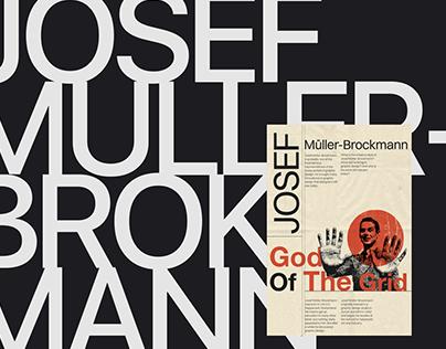 Josef Muller-Brockman