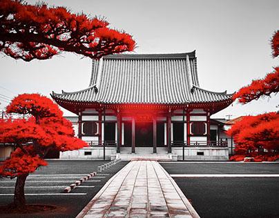 Infrared Japan pt 1