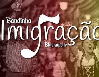 Logotipo - Bandinha Imigração Blaskapelle