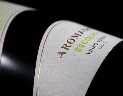 Aromas4U - Wine Label