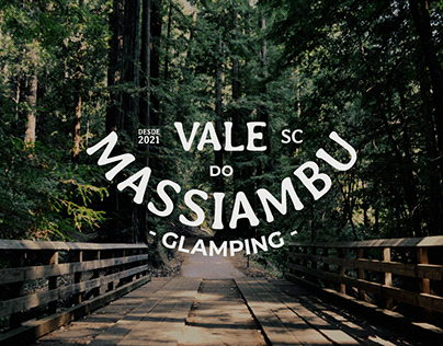 VALE DO MASSIAMBU   Visual Identity