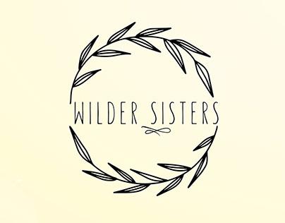 "Whimsical Logo Design   Amber ""Baj"" Goodson Portfolio"