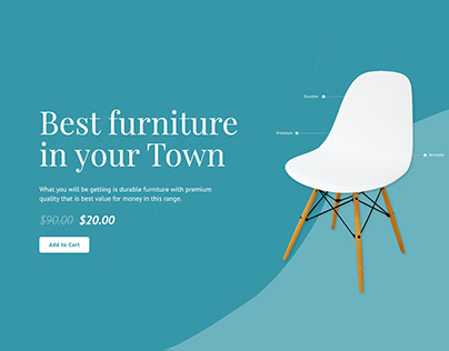 Furniture UI Design