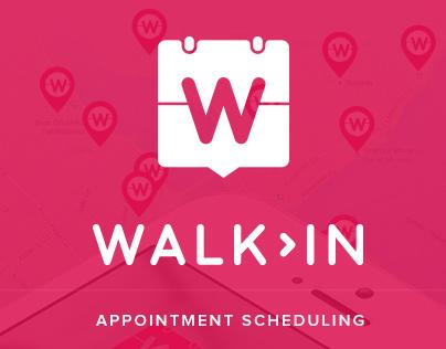 WALK-IN | Mobile App