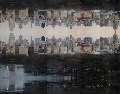 Surrealist Photographs of New York