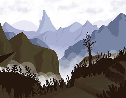 Landscape   Pejzaž