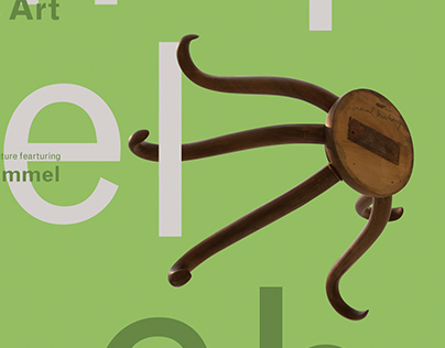 Marcel Duchamp Lecture Poster