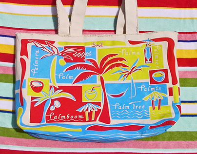 Si-uL Canvas Bags
