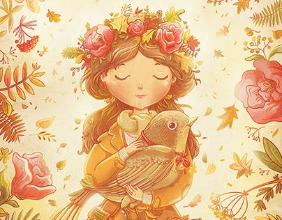 NESTLE. Autumn Gratters