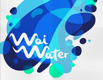 Wai Water Branding
