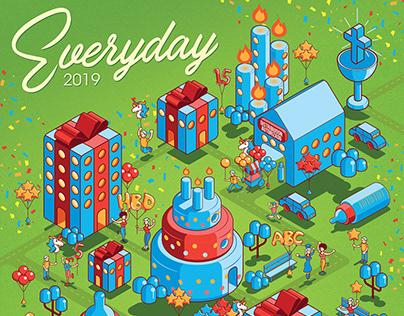 ConverGram Everyday 2019 Catalog