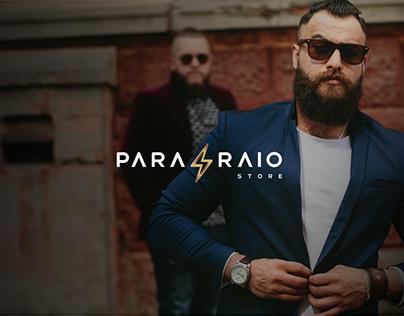 Rebranding Para Raio Store