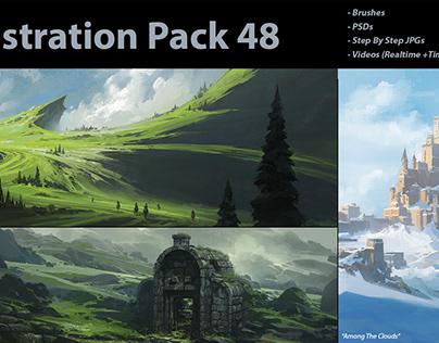 Patreon Illustration Pack 48