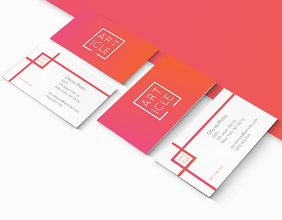 Business Cards & Logo Design | Collection