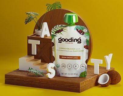Gooding Pudding USA | Magnetic California