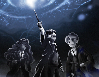 Harry Potter and The Cursed Child - Early Concepts + SB