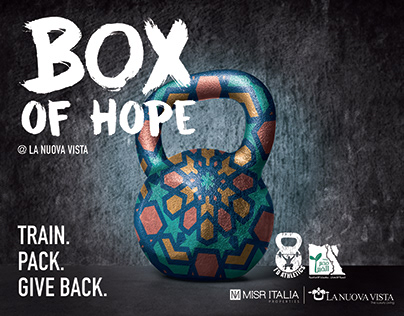 BOX OF HOPE MIP Charity Event