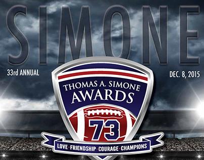 Simone Awards Program - 2015