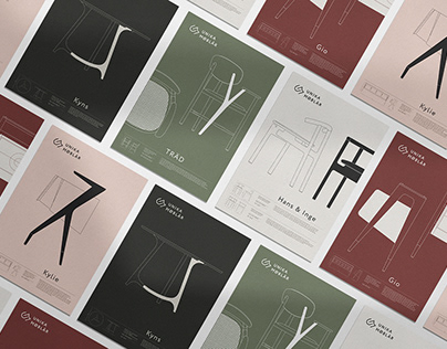 Posters for furniture company