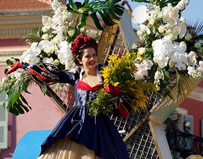Photos Carneval de Nice 2019