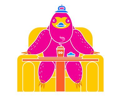 Dunkin Donuts - Shortcut a lo rico