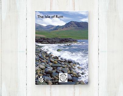 The Isle of Rum visitors handbook
