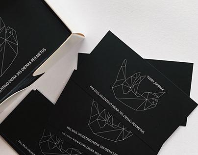 Instagram couple gift shop branding
