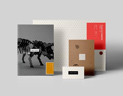 John Soho - Packaging