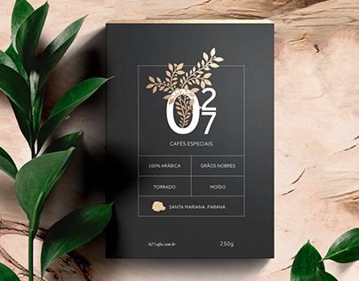 027 Cafés especiais