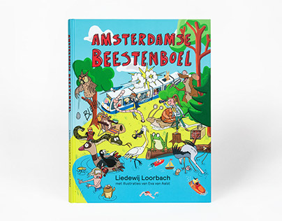 Amsterdamse Beestenboel – Children Book