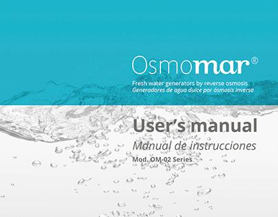 Osmomar User Manual