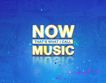 Now Music - Streaming App