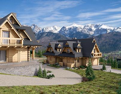 Architecture , Polish mountains