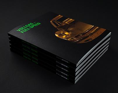 VOLLGAS - FULL SPEED - Katalog / catalogue