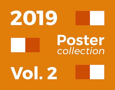 2019 Poster Collection Vol.2