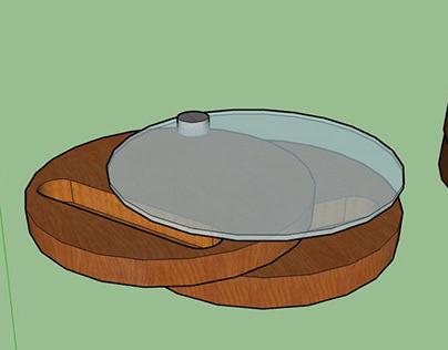 Organizer design