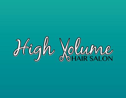 High Volume Hair Salon