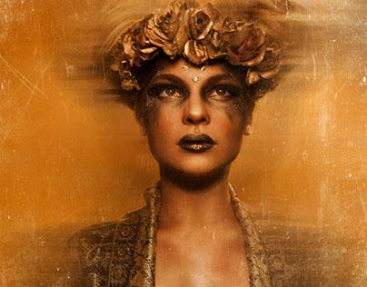 Golden Goddess part I - Slava