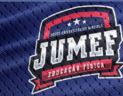 ID Visual // JUMEF - Jogos Universitários Mineiros
