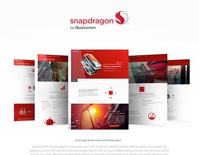 Qualcomm Snapdragon Overhaul