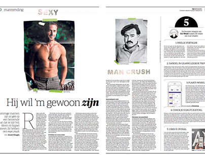 Man Crush | NRC Handelsblad