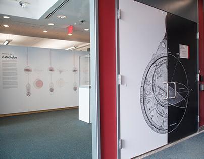 Astrolabe Exhibit