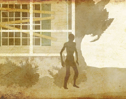 Zombie apocalypse intro (unfinished project)