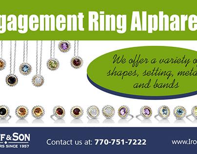 Engagement Ring Alpharetta