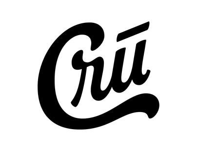 Crū Wordmark