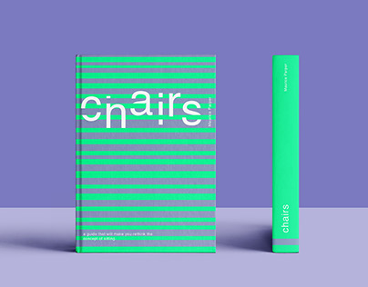 Chairs Book Design