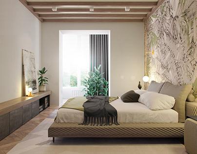 Элегантный дизайн квартиры
