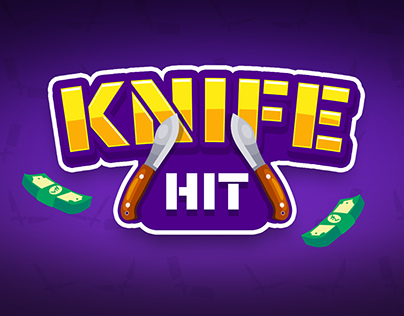 """""""Knife Hit"""" Game Ui DESIGN FOR CLIENT WORK"""