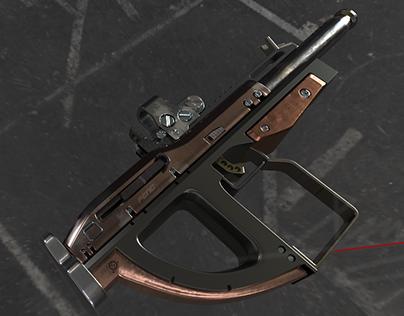 GUN AK  Design