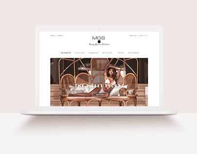MGS - UX UI Design